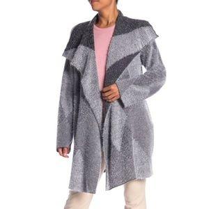 St. John Collection | Blanket Knit Shawl Collar L